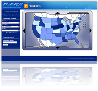 PIERS Prospects™ - Revolutionary approach to prospecting international buyers & sellers