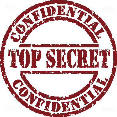 international trade data considered confidential top secret or